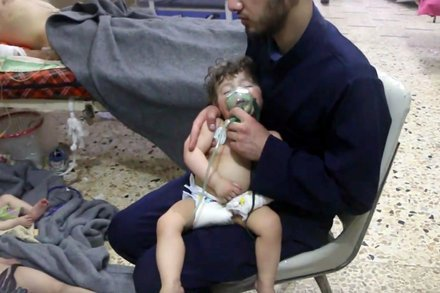 Chemical Weapon Attacks in Syria Show No Signs of Letting Up