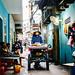 Selling streetfood in Vietnam by walletje-w