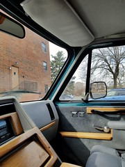 My 1995 Chevrolet G20 Mark III Conversion Van