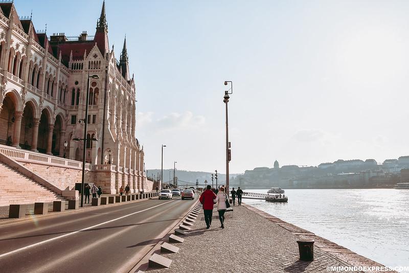 Orillas del Danubio