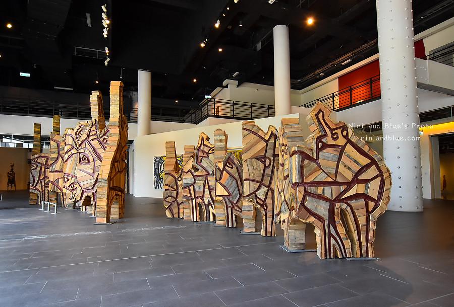40062000165 9987605c7e b - 吳炫三回顧展,巨型木雕圖騰.狂野震撼.台中新景點