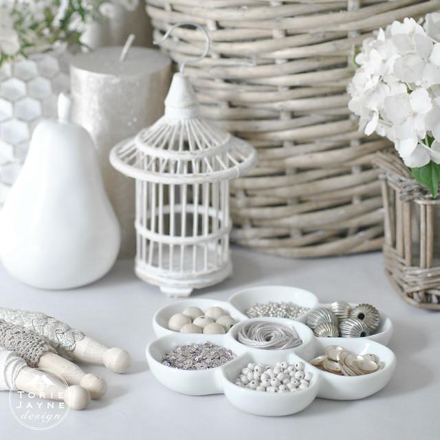 Torie Jayne Design - Silver Grey