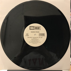 DAWN PENN:YOU DON'T LOVE ME(NO, NO, NO)(RECORD SIDE-B)