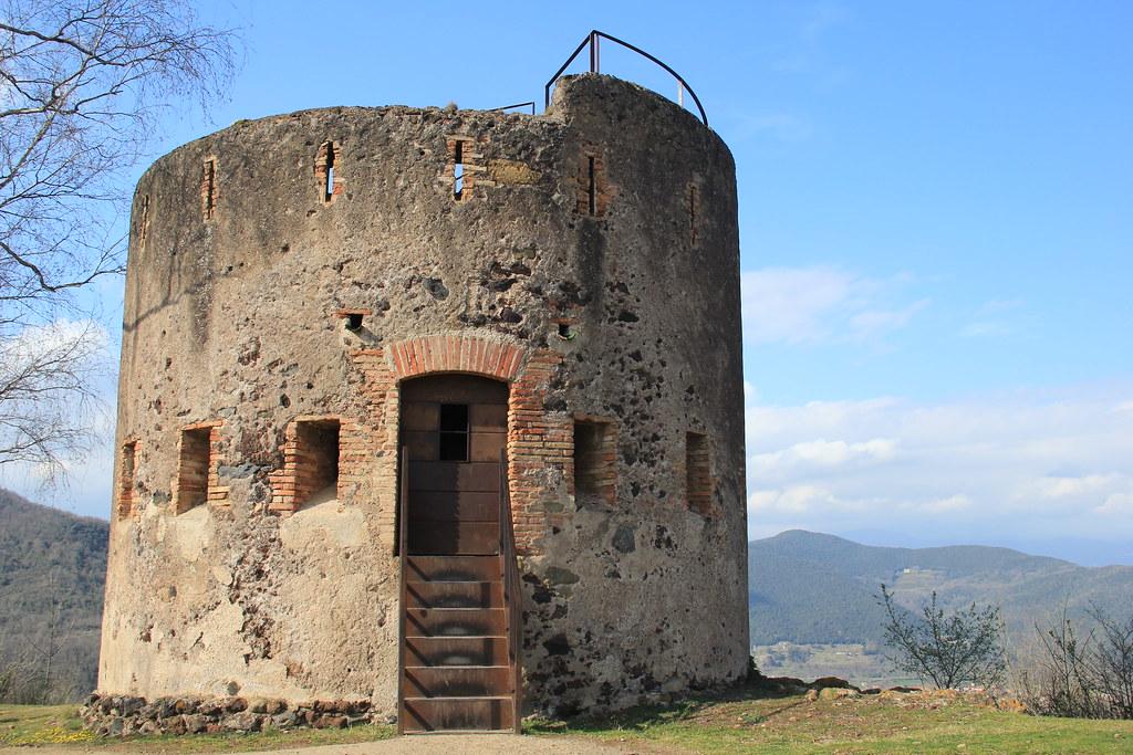 Sant Francesc Towers, Olot