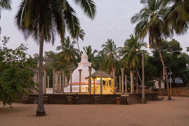 Mihintale Temple