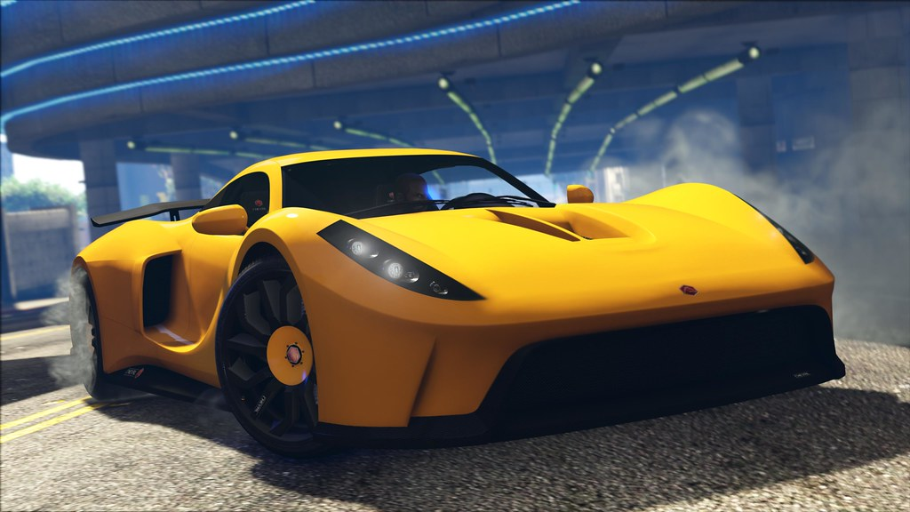 GTA Online: Southern San Andreas Super Sport Series