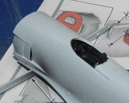 Hawker Sea Fury FB.11, Airfix 1/48 40243323284_c33ae4b4fe