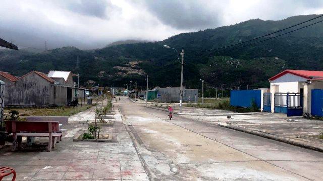 Tái định cư Đại Lãnh - Vạn Ninh - Bắc Vân Phong