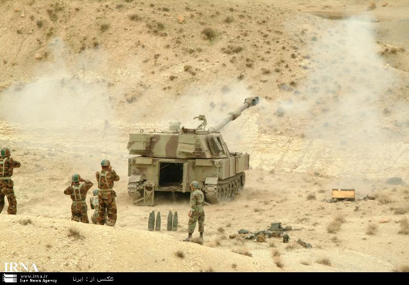 155mm-M109-iran-maneuvers-2009-inlj-1