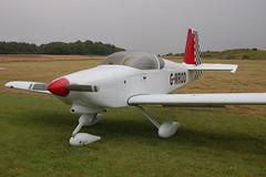 G-MROD Vans RV-7A (PFA 323-14432) Popham 030808