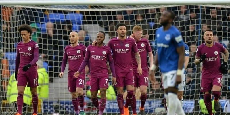 Juara Premier League Sudah Didepan Mata Setelah Manchester City Berhasil Kalahkan Everton 3-1