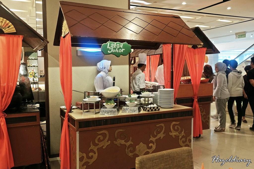 Seri Mutiara Restaurant at Mutiara Hotel JB-2