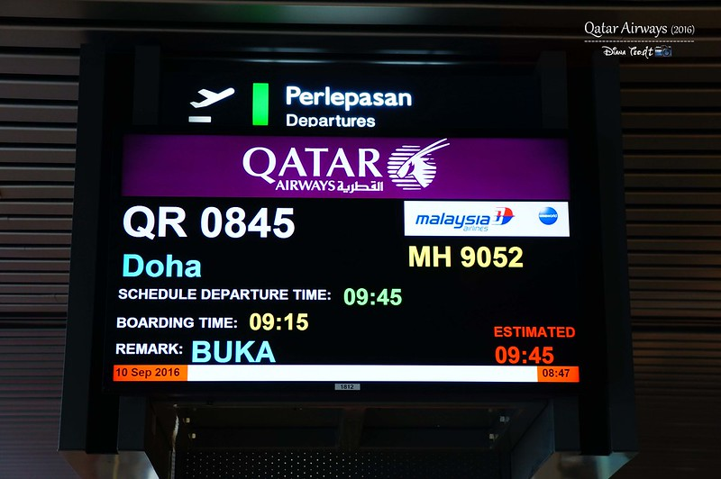 Qatar Airways, My Favourite Getaway to Europe