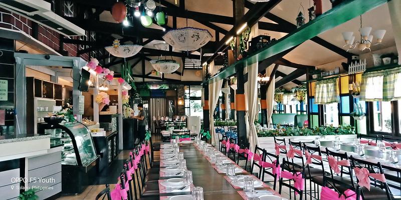 Balai Gloria - Restaurant