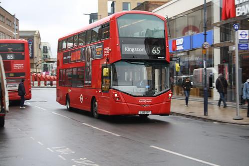London United VH45164 LJ16EVF Kingston