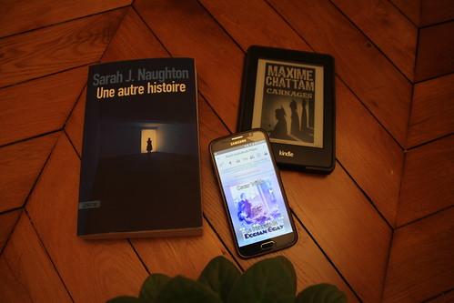 Une autre histoirede Sarah J. Naughton // Blade runner : Les androïdes rêvent-ils de moutons électriques ? de Philip K. Dick // Le portrait de Dorian Gray d'Oscar Wilde