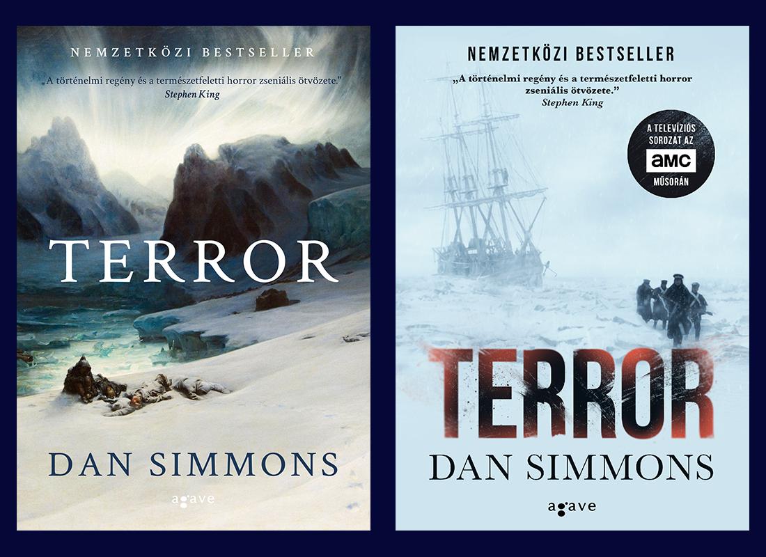 Dan Simmons: Terror (Agave Könyvek, 2018)