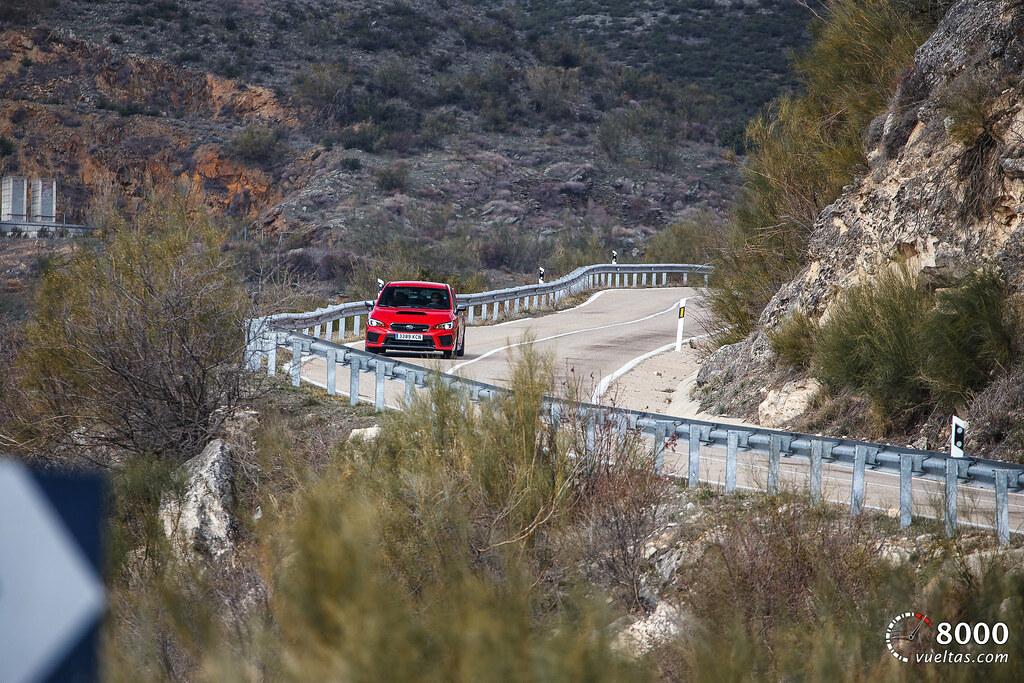 Subaru WRX STI - Ford Focus RS 8000vueltas.com-27