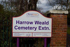 Harrow Weald Cemetery
