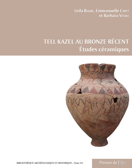 tell-Tell Kazell au Bronze Récent