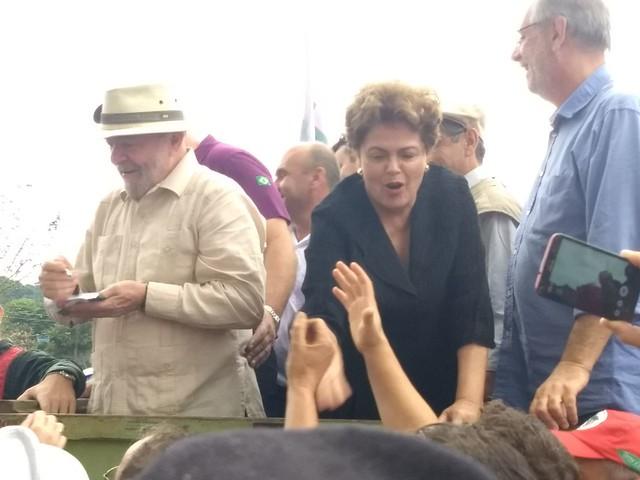 No berço do MST, camponeses recebem Lula e resgatam história da luta popular