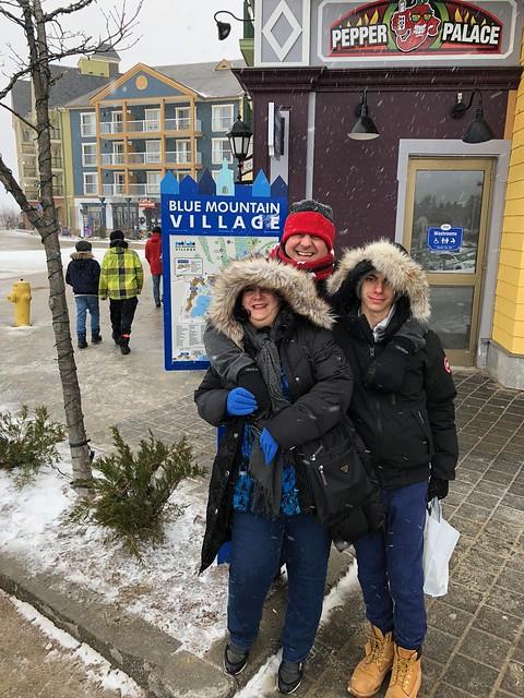 Blue Mountian Greco Family