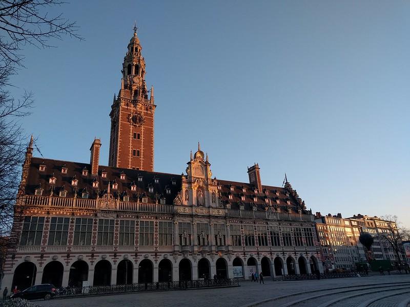 Leuven Ladeuzeplein