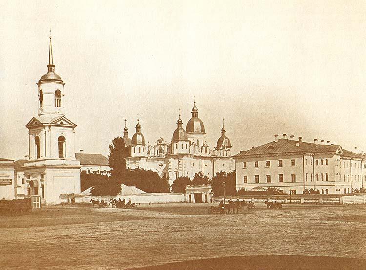 Братский монастырь в Киеве