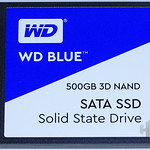 SSD WD Blue 3D Nand 8