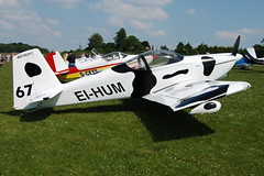 EI-HUM Vans RV-7 (70588-1) Popham 080608