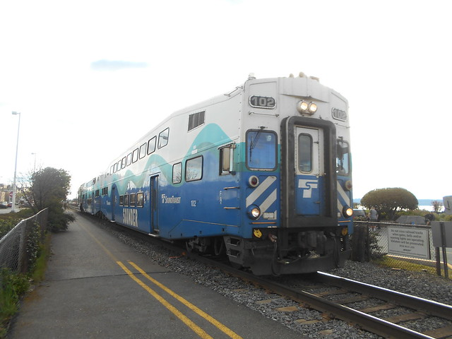Sounder cab car #102, Nikon COOLPIX L32