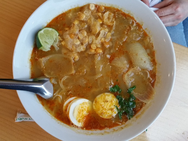 2018-Apr-8 Amay's House - Fish Noodle Soup