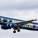 22659 OO-SND Brussels SMERF A320-214 EGCC MAN UK