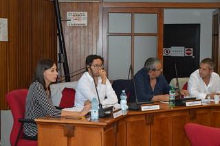 Maria La Ghezza, consigliere comunale