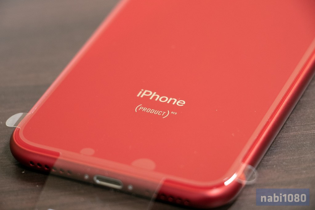 IPhone 8 Product RED 開封10
