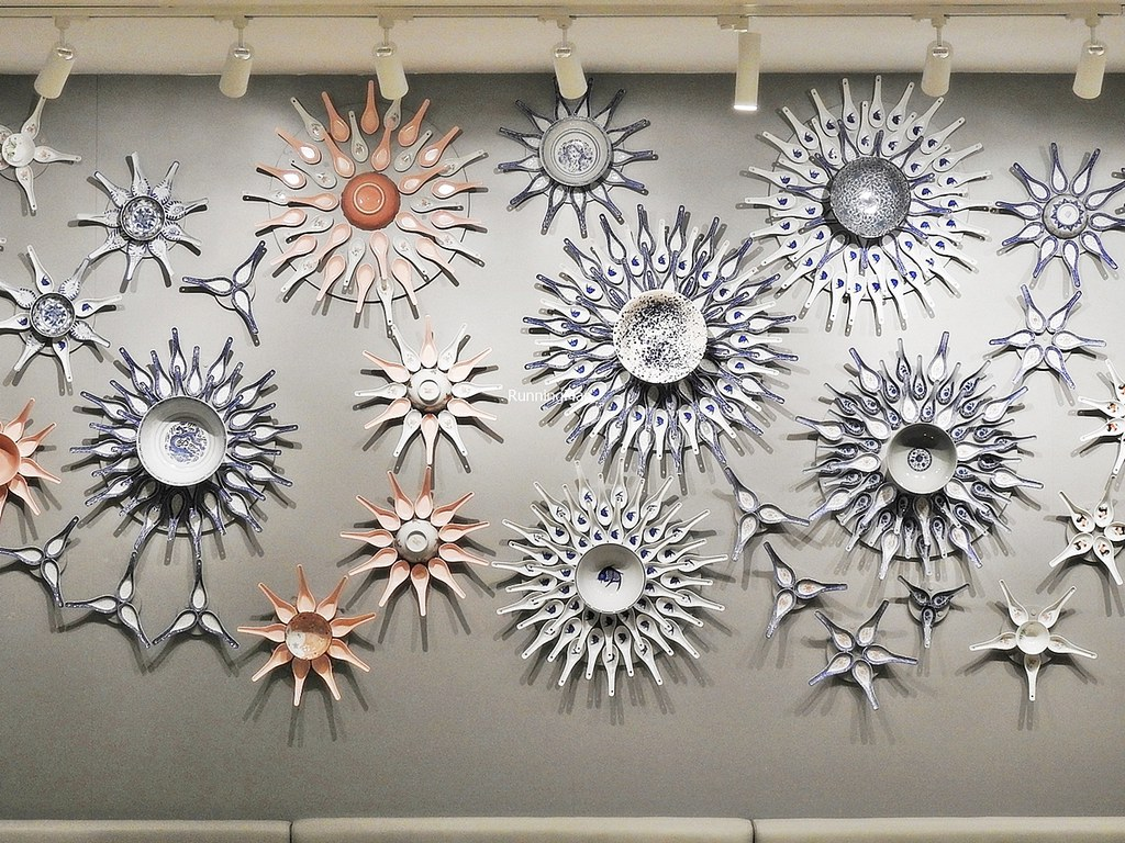 Aesthetic Art Wall - Bowls & Spoons