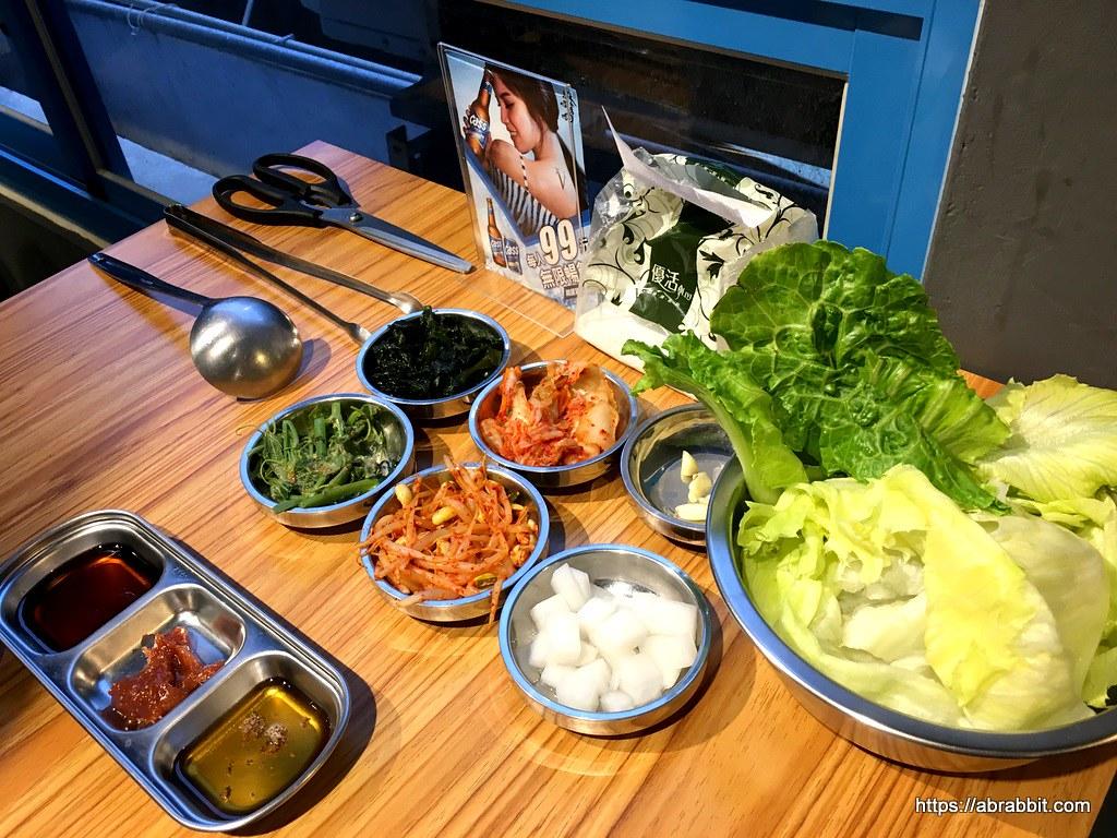 41489432182 ec0ef6f7ab b - 台中韓式燒烤吃到飽 啾哇嘿喲-限時90分鐘,逢甲美食