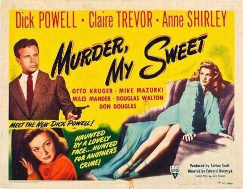 Murder, My Sweet - Poster 7