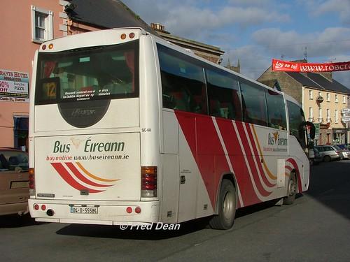 Bus Eireann SC68 (04D55584).