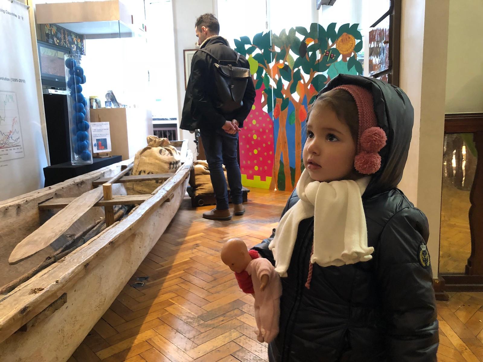 Visitando el museo del Cacao y del Chocolate