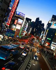 Shinjuku all day, everyday.
