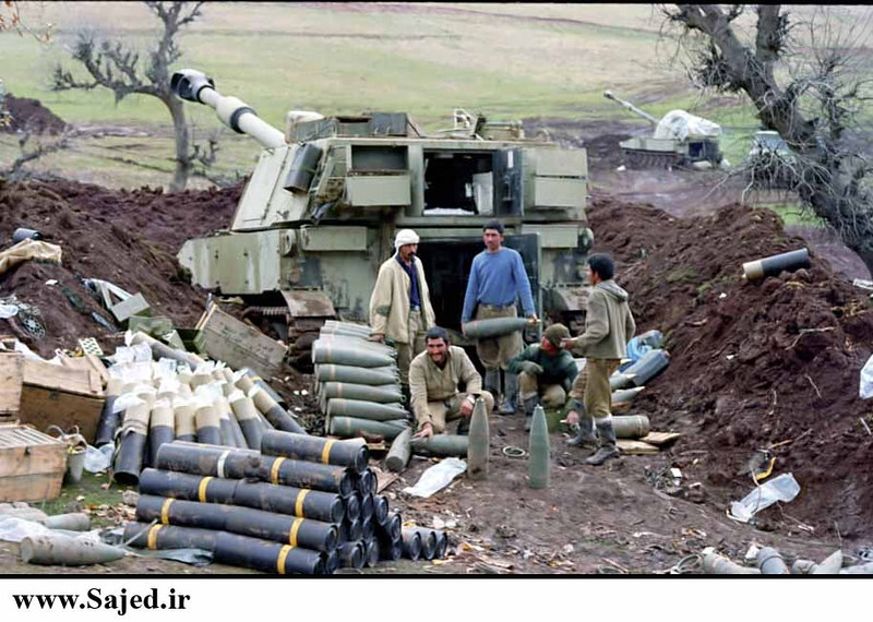 155mm-M109A1B-iran-war-against-iraq-inlj-1