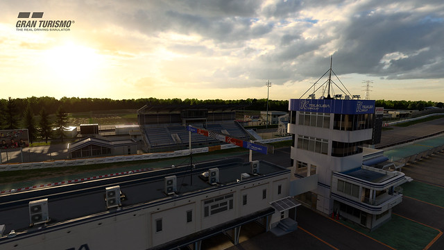 Gran Turismo Sport Patch 1.15: Tsukuba Circuit
