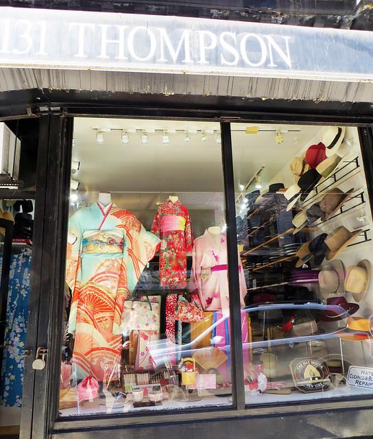 Kimono House in Manhattan