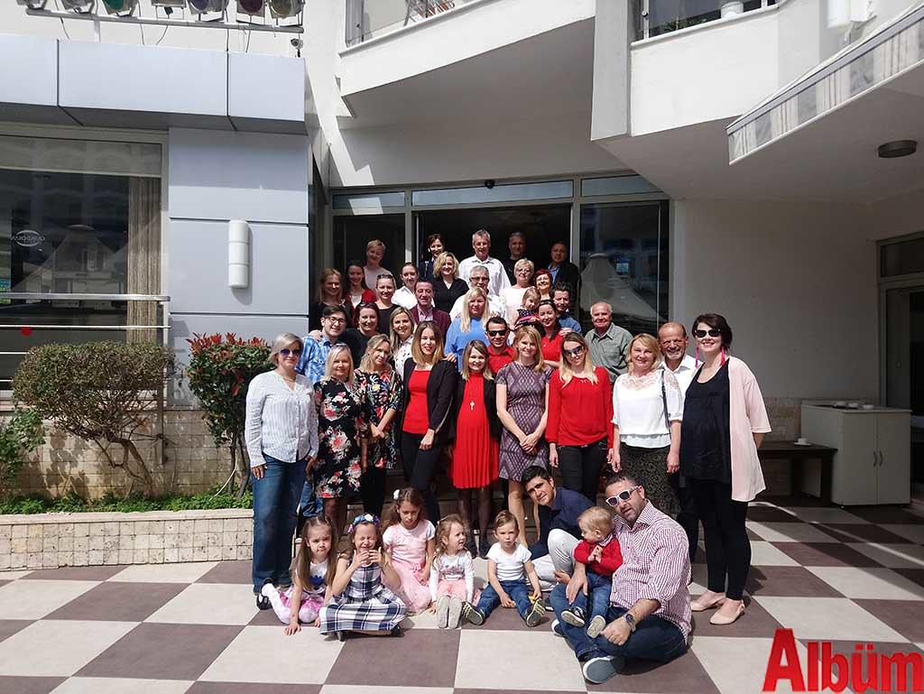 Polonyalılar Paskalya'yı kutladı-2