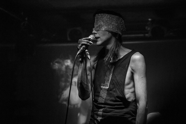IAMX @ Rock'n'Roll Hotel, Washington DC, 04/19/2018