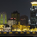 The Bund seen from Pudong, Shanghai, China