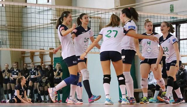 U14 Blu Semifinale Territoriale 18 Marzo 2018 Bracco Pro Patria  - Vero Volley Viscontini 2 - 1
