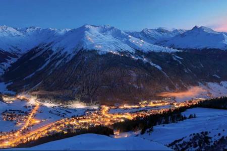 Vyhlášení vítěze soutěže Poznej a vyhraj: V lůžku na švýcarské sjezdovky