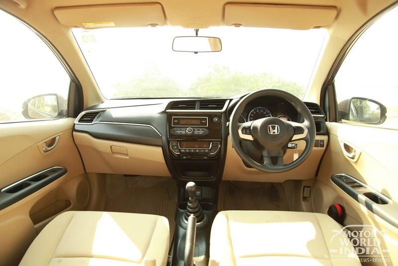 Honda Amaze Longterm